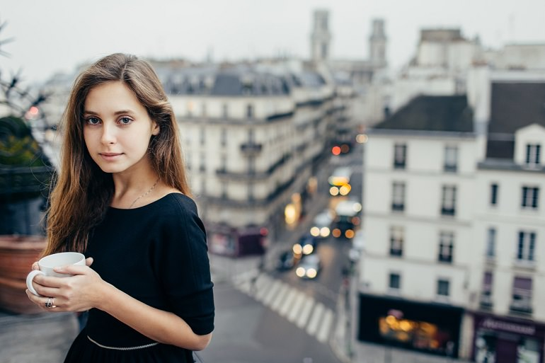 Frauen kennenlernen in paris